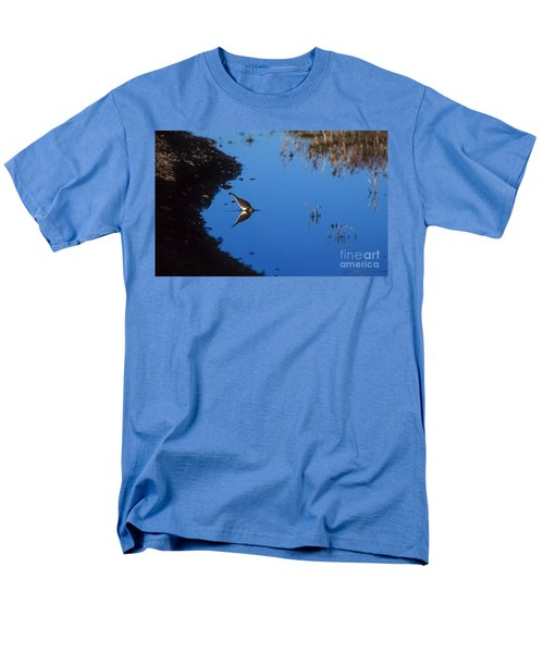 Killdeer Men's T-Shirt  (Regular Fit) by Steven Ralser