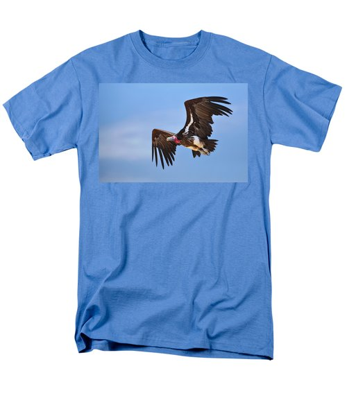 Lappetfaced Vulture Men's T-Shirt  (Regular Fit) by Johan Swanepoel