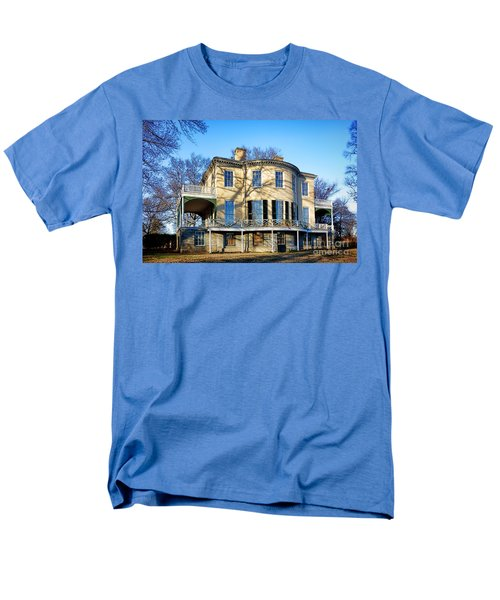 Lemon Hill Mansion T-Shirt by Olivier Le Queinec