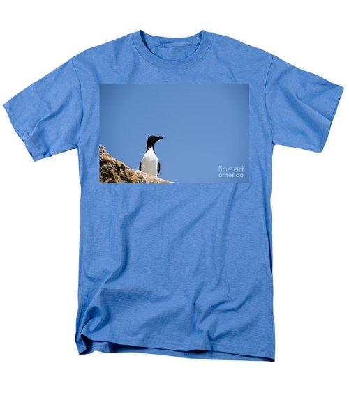 Look At Me Men's T-Shirt  (Regular Fit) by Anne Gilbert