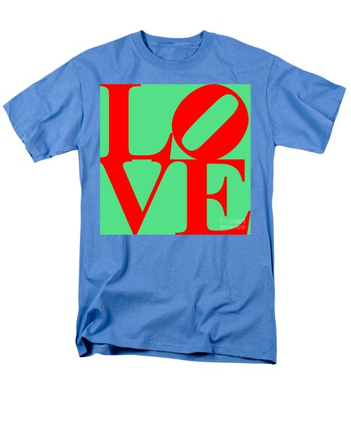 LOVE 20130707 Red Green T-Shirt by Wingsdomain Art and Photography