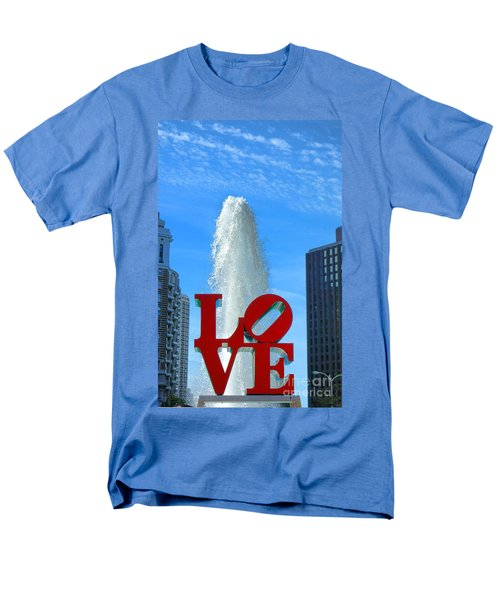 LOVE Park T-Shirt by Olivier Le Queinec