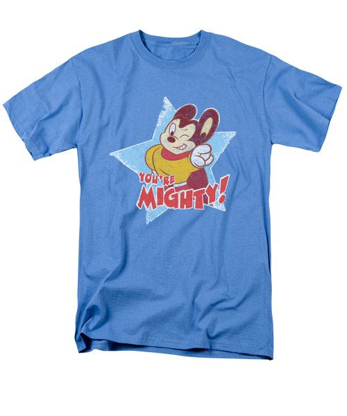 Mighty Mouse - You're Mighty Men's T-Shirt  (Regular Fit) by Brand A