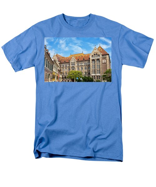 National Archives of Hungary T-Shirt by Artur Bogacki