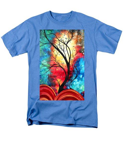 New Beginnings Original Art by MADART T-Shirt by Megan Duncanson