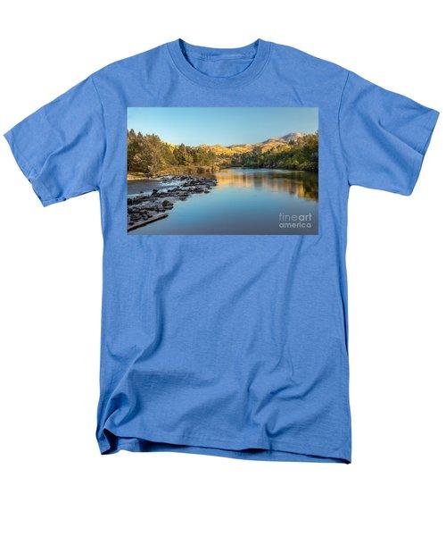 Peaceful River T-Shirt by Robert Bales