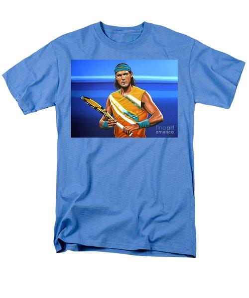 Rafael Nadal T-Shirt by Paul  Meijering