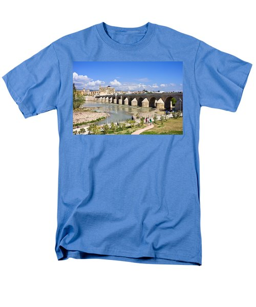 Roman Bridge in Cordoba T-Shirt by Artur Bogacki