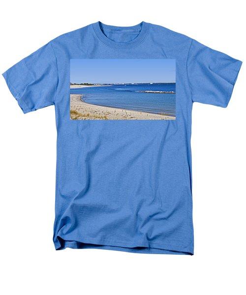Sea Side Area T-Shirt by Susan Leggett