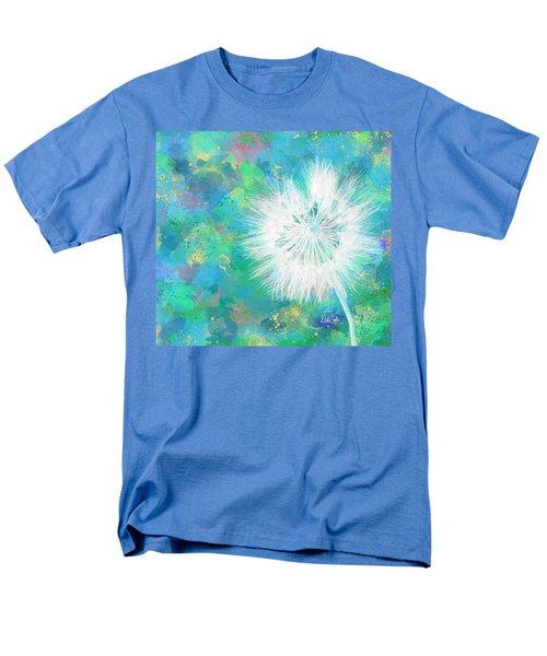 Silverpuff Dandelion Wish T-Shirt by Nikki Marie Smith
