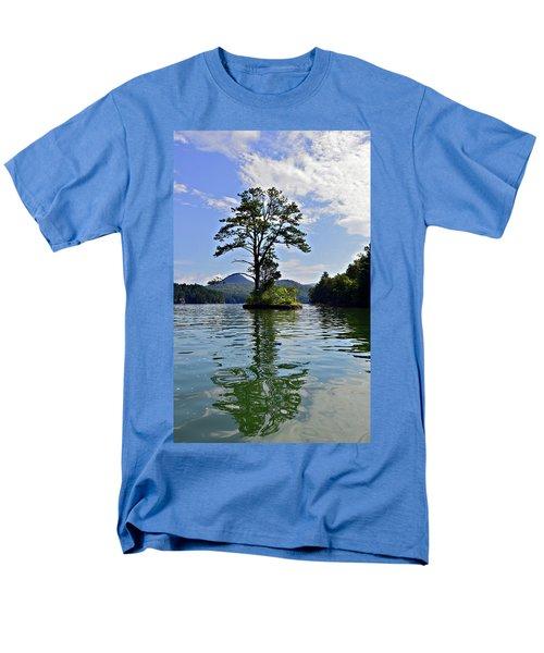 Small Island T-Shirt by Susan Leggett