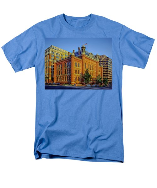 The Franklin School - Washington DC T-Shirt by Mountain Dreams
