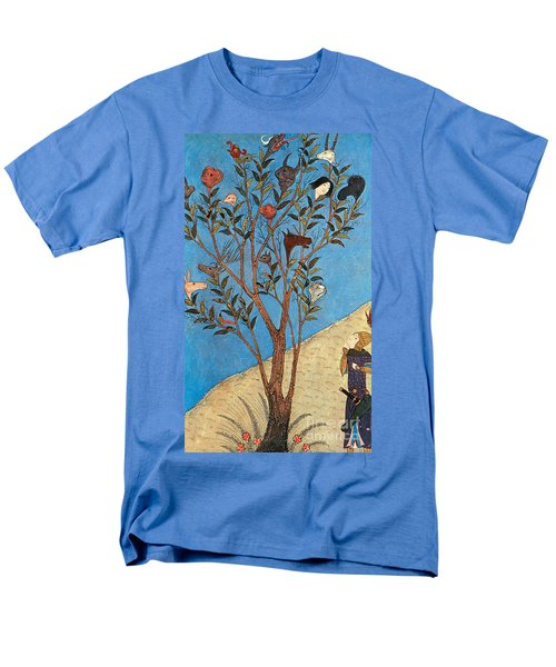 Alexander The Great At The Oracular Tree T-Shirt by Photo Researchers