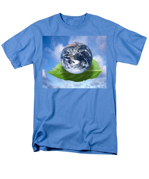 Environmental Issues T-Shirt by Victor de Schwanberg  and Photo Researchers