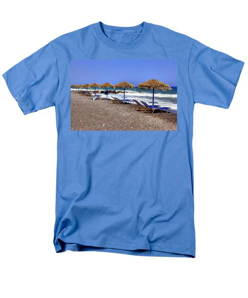 Kamari - Santorini T-Shirt by Joana Kruse