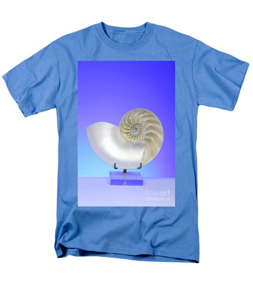 Logarithmic Spiral T-Shirt by Photo Researchers, Inc.