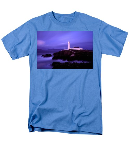 Newcastle, Co Down, Ireland Lighthouse T-Shirt by The Irish Image Collection