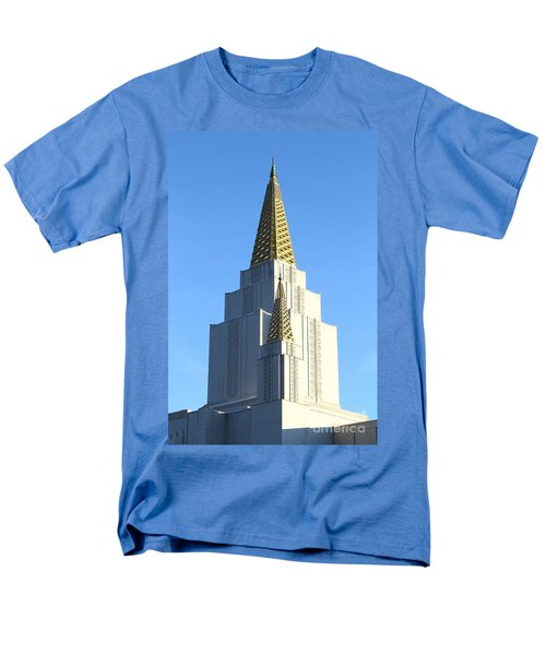 Oakland California Temple . The Church of Jesus Christ of Latter-Day Saints . 7D11381 T-Shirt by Wingsdomain Art and Photography