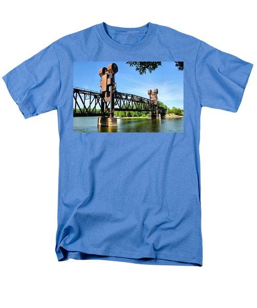 Prescott Lift Bridge T-Shirt by Kristin Elmquist