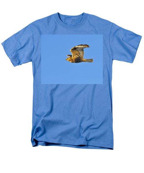 Rough-legged Hawk T-Shirt by Tony Beck