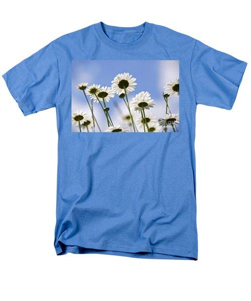 White daisies T-Shirt by Elena Elisseeva