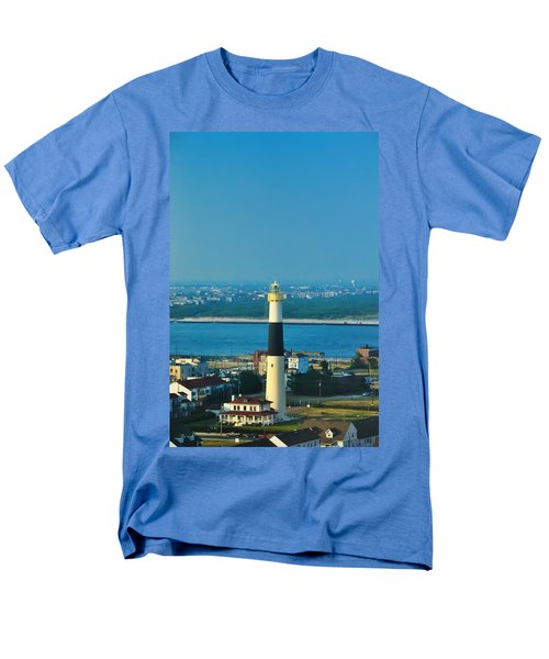 Absecon Lighthouse Atlantic City T-Shirt by Bill Cannon