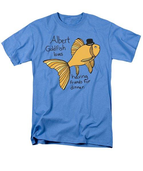 Albert Fish Men's T-Shirt  (Regular Fit) by Tamera Dion