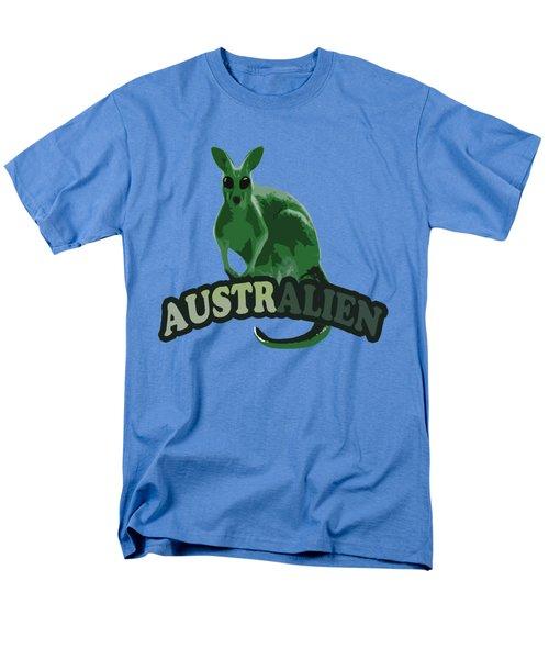 Australian Men's T-Shirt  (Regular Fit) by Voldemaras Lemon