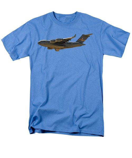 C-17 Globemaster IIi Men's T-Shirt  (Regular Fit) by Mark Myhaver