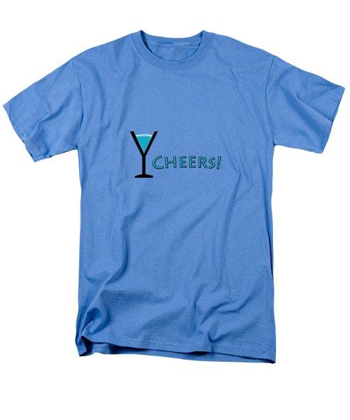 Cheers Men's T-Shirt  (Regular Fit) by Bill Owen