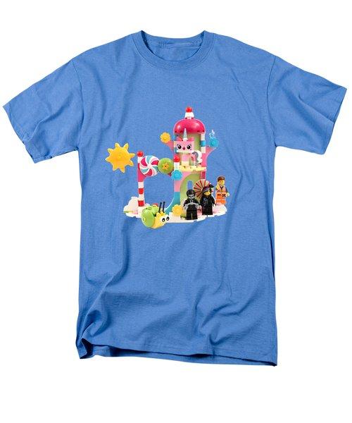 Cloud Cuckoo Land Men's T-Shirt  (Regular Fit) by Snappy Brick Photos