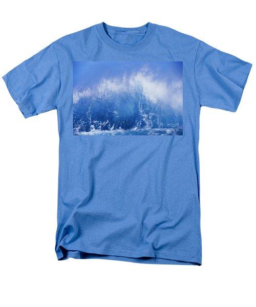 Crashing On Shore T-Shirt by Vince Cavataio - Printscapes