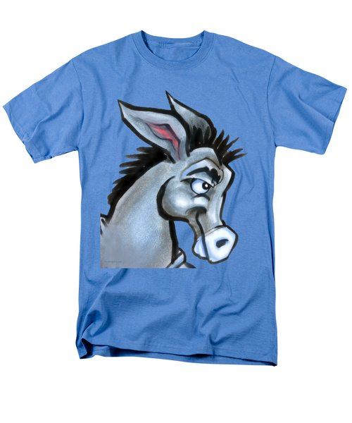 Donkey Men's T-Shirt  (Regular Fit) by Kevin Middleton