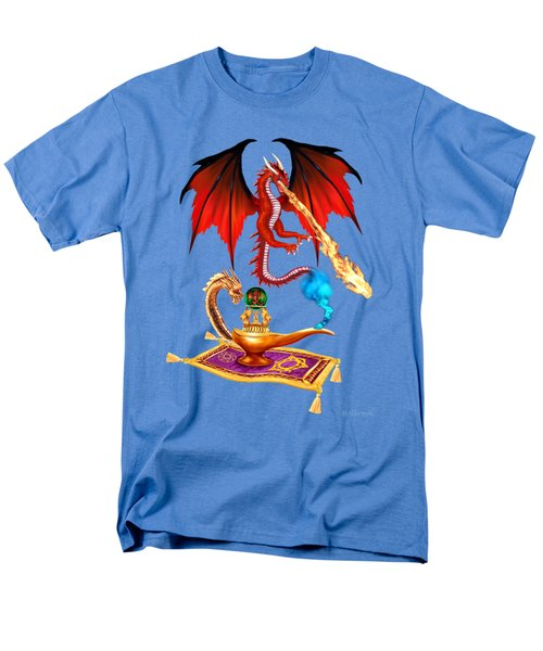 Dragon Genie Men's T-Shirt  (Regular Fit) by Glenn Holbrook