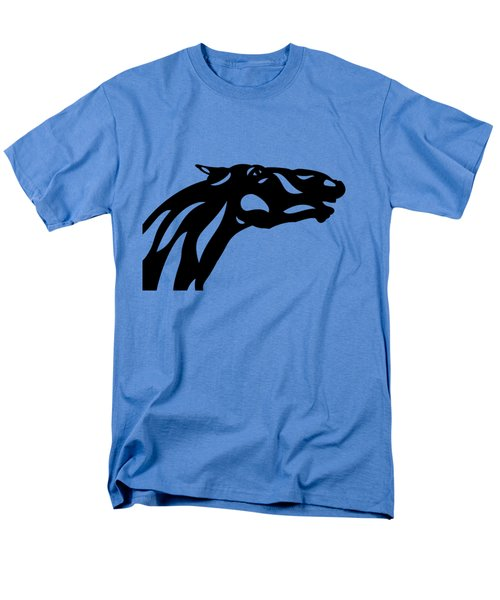 Fred - Abstract Horse Men's T-Shirt  (Regular Fit) by Manuel Sueess