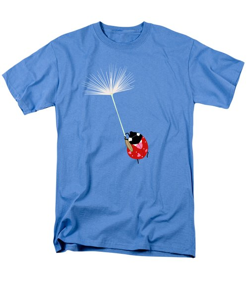 Hold On Men's T-Shirt  (Regular Fit) by Brigitte Carre