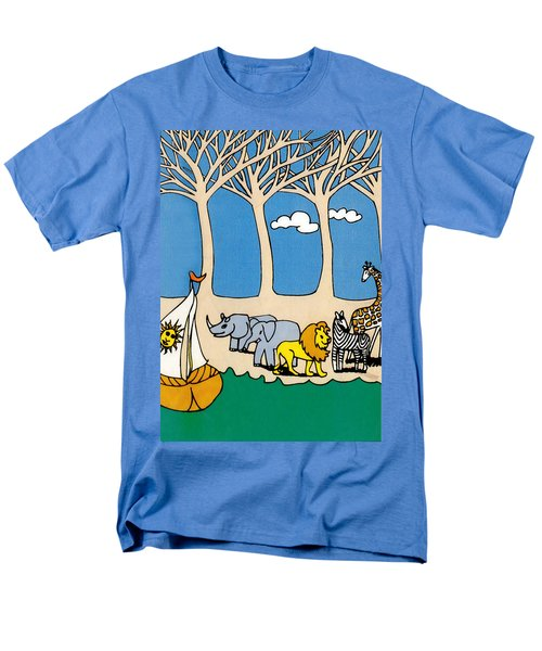 Noah's Ark T-Shirt by Genevieve Esson