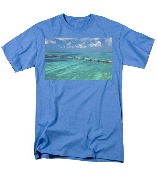 Overseas Highway T-Shirt by Patrick M Lynch