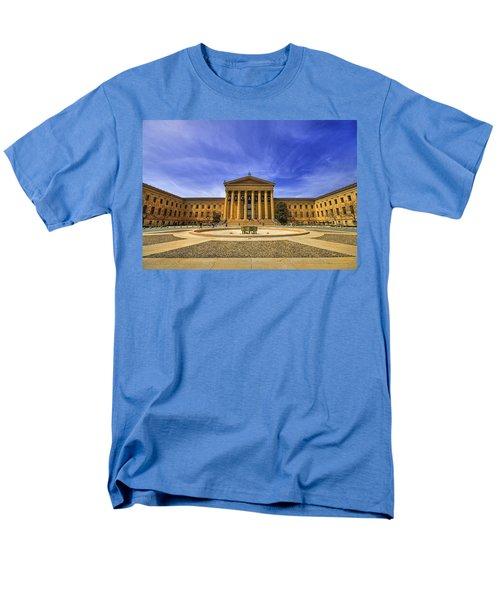 Philadelphia Art Museum T-Shirt by Evelina Kremsdorf