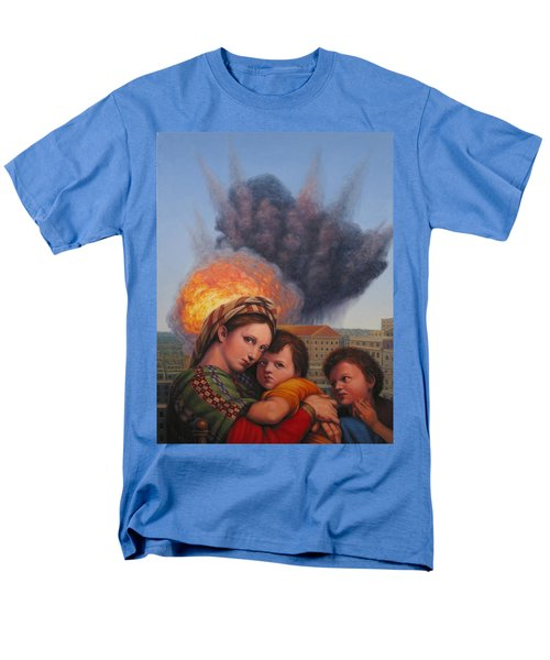 Raphael Moderne T-Shirt by James W Johnson