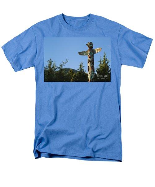 Saxman Totem Park T-Shirt by Greg Vaughn - Printscapes
