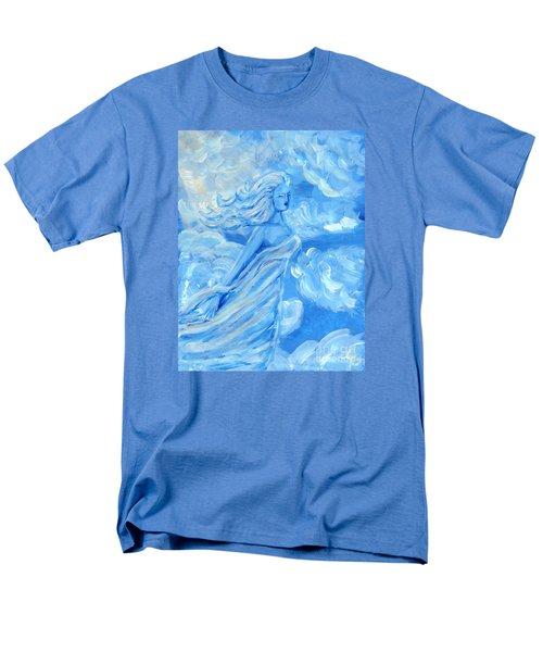 Sky Goddess T-Shirt by Cassandra Geernaert