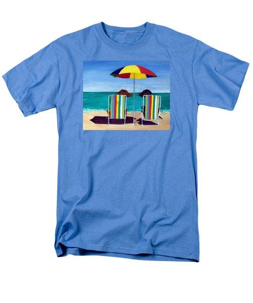 Swim T-Shirt by Roger Wedegis
