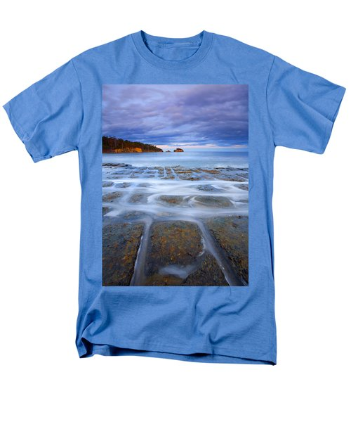 Tesselated Sunset T-Shirt by Mike  Dawson