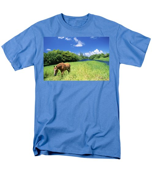 Wainiha Valley T-Shirt by Peter French - Printscapes