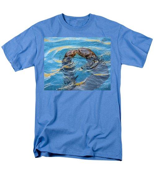 Water Kisses Men's T-Shirt  (Regular Fit) by Jamie Pham