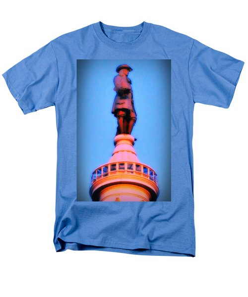 William Penn - City Hall in Philadelphia T-Shirt by Bill Cannon