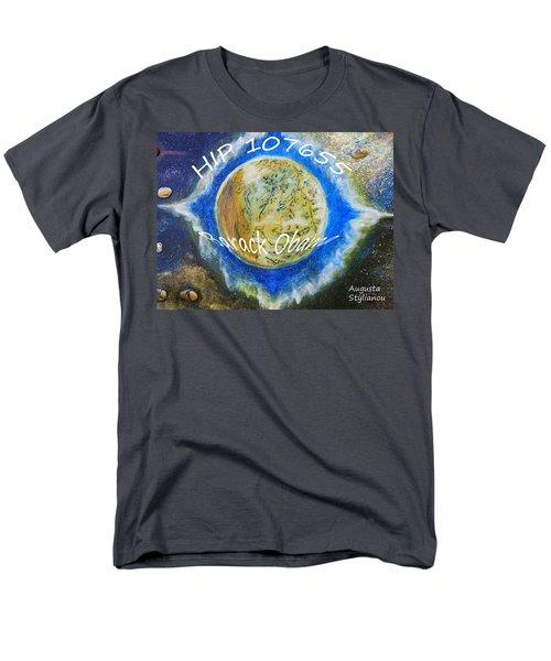 Barack Obama Star  T-Shirt by Augusta Stylianou