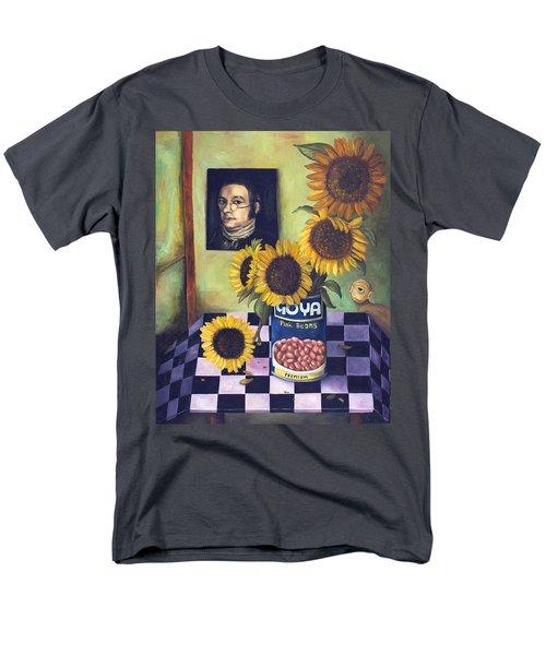 Goyas Men's T-Shirt  (Regular Fit) by Leah Saulnier The Painting Maniac