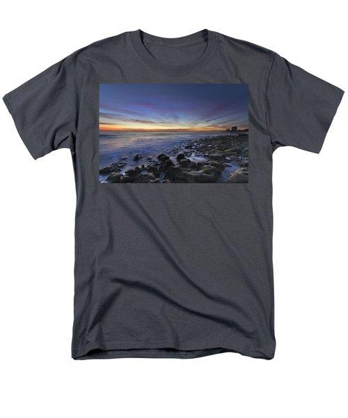 Blue Lagoon T-Shirt by Debra and Dave Vanderlaan